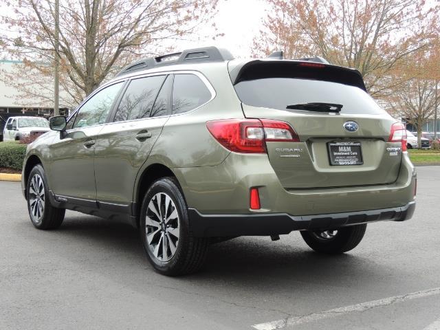 2016 Subaru Outback 2.5i Limited / Leather /BLIND SPOT / Backup camera - Photo 7 - Portland, OR 97217