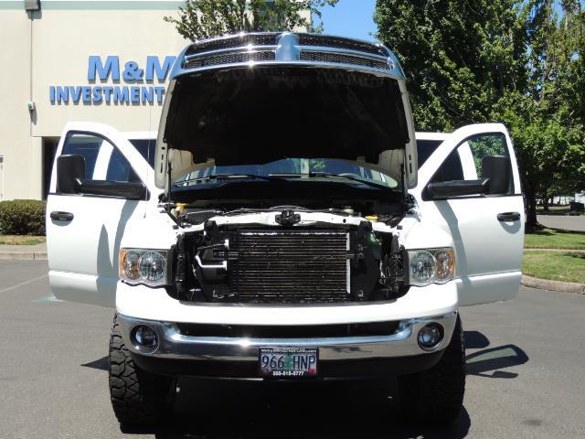 2005 Dodge Ram 2500 SLT 4dr Quad Cab SLT 4X4  5.9L DIESEL / 106K MiLES - Photo 31 - Portland, OR 97217