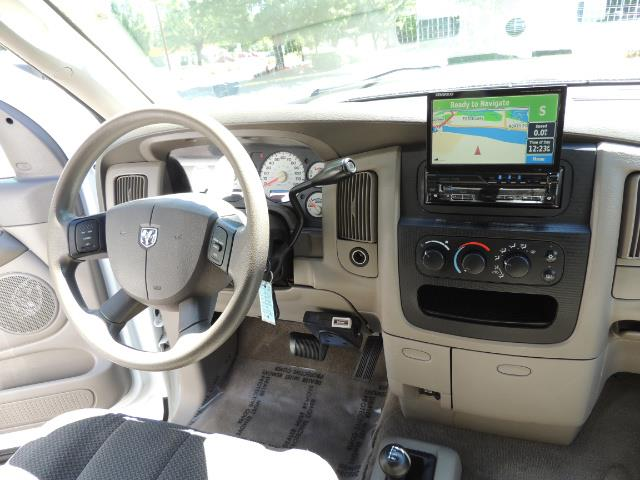 2005 Dodge Ram 2500 SLT 4dr Quad Cab SLT 4X4  5.9L DIESEL / 106K MiLES - Photo 18 - Portland, OR 97217