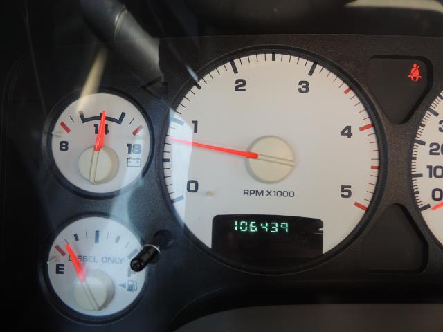 2005 Dodge Ram 2500 SLT 4dr Quad Cab SLT 4X4  5.9L DIESEL / 106K MiLES - Photo 39 - Portland, OR 97217