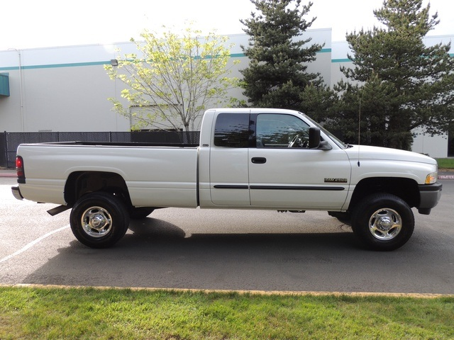 2002 dodge ram 2500 slt quad cab 4wd 5 9l diesel 6 speed manual. Black Bedroom Furniture Sets. Home Design Ideas