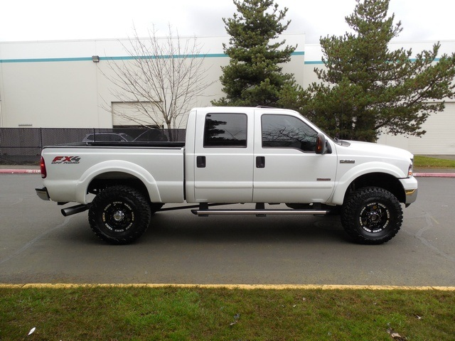 2005 Ford F250 Super Duty Lariat4WDDieselLIFTED LIFTED