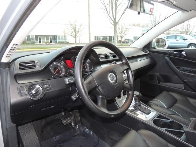 2007 Volkswagen Passat 2 0t Leather Heated Seats 4cyl