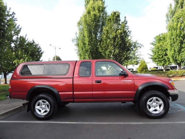2001 toyota tacoma sr5 4x4 4cyl 5 speed manual 1 owner. Black Bedroom Furniture Sets. Home Design Ideas