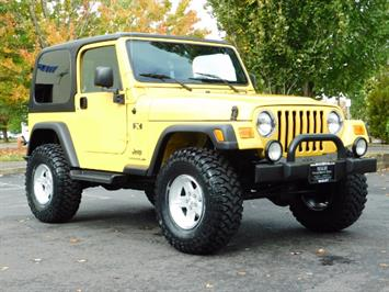 2006 Jeep Wrangler X 2dr 4WD Only 46Kmiles Brand 3