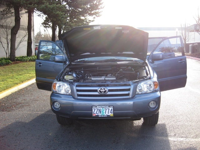 2004 Toyota Highlander Limited Awd 3rd Seat Leather All