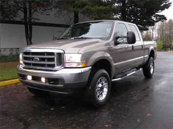 2002 Ford F-350 Crew Cab 4X4 LARIAT / 7.3L Turbo Diesel /LOW Miles - Photo 1 - Portland, OR 97217