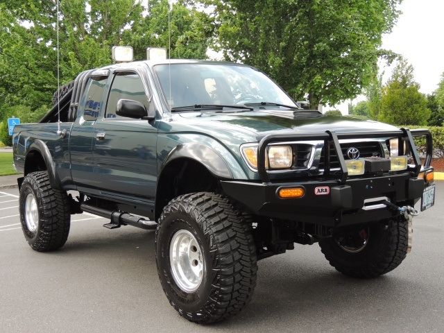 1996 toyota tacoma sr5 4x4 5 speed 1 owner lifted lifted. Black Bedroom Furniture Sets. Home Design Ideas