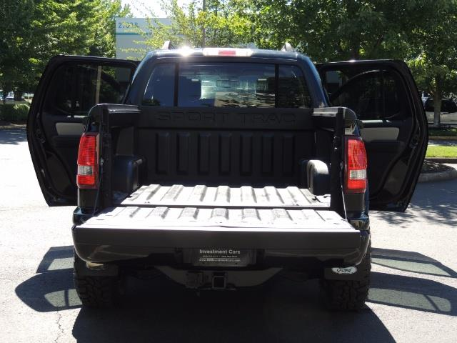 2007 Ford Explorer Sport Trac Limited 4dr Crew Cab 4X4 Leather Moon Roof LIFTED - Photo 22 - Portland, OR 97217
