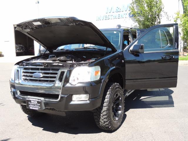 2007 Ford Explorer Sport Trac Limited 4dr Crew Cab 4X4 Leather Moon Roof LIFTED - Photo 33 - Portland, OR 97217