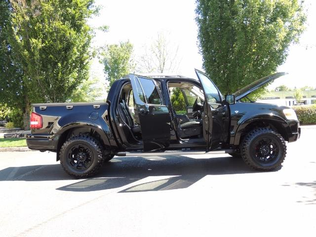 2007 Ford Explorer Sport Trac Limited 4dr Crew Cab 4X4 Leather Moon Roof LIFTED - Photo 23 - Portland, OR 97217