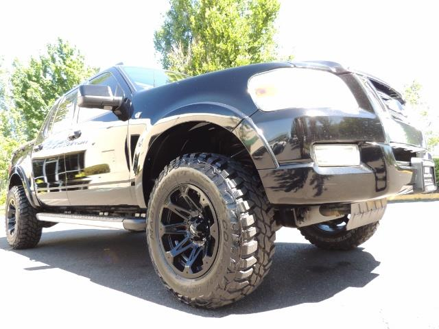 2007 Ford Explorer Sport Trac Limited 4dr Crew Cab 4X4 Leather Moon Roof LIFTED - Photo 10 - Portland, OR 97217