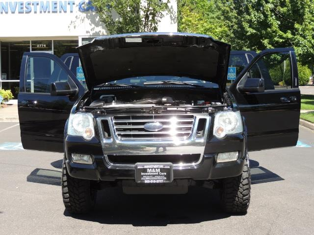 2007 Ford Explorer Sport Trac Limited 4dr Crew Cab 4X4 Leather Moon Roof LIFTED - Photo 30 - Portland, OR 97217