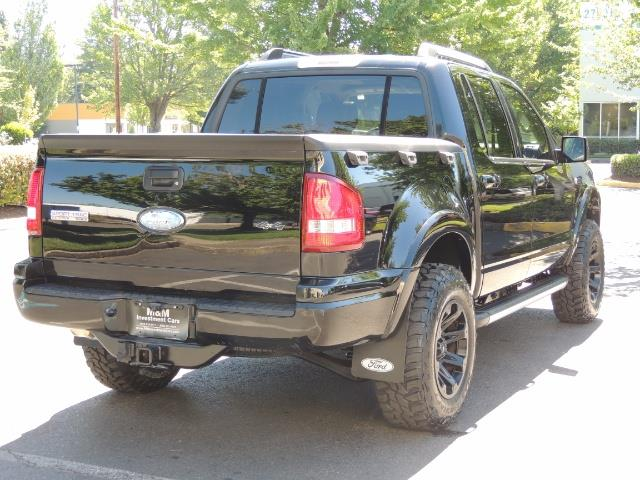 2007 Ford Explorer Sport Trac Limited 4dr Crew Cab 4X4 Leather Moon Roof LIFTED - Photo 8 - Portland, OR 97217