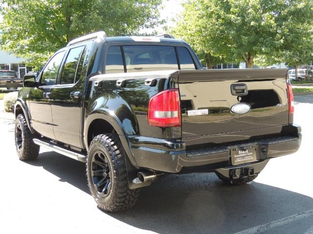 2007 Ford Explorer Sport Trac Limited 4dr Crew Cab 4X4 Leather Moon Roof LIFTED - Photo 7 - Portland, OR 97217
