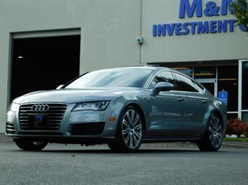 2014 Audi A7 3.0T quattro Premium Plus/ SUPERCHARGED / Prestine Sedan