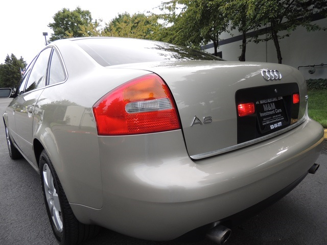 2003 Audi A6 3.0 quattro/ AWD/ Leather/ Excel Cond - Photo 41 - Portland, OR 97217