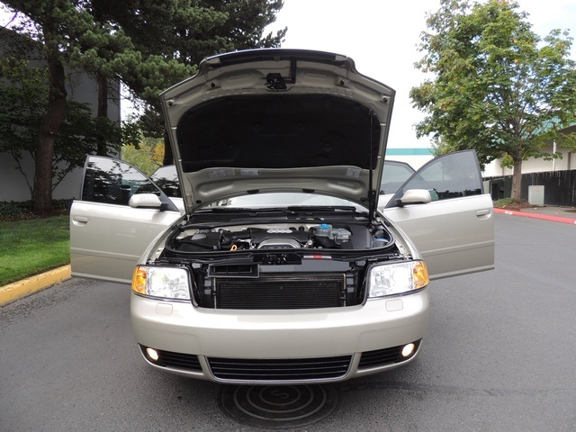 2003 Audi A6 3.0 quattro/ AWD/ Leather/ Excel Cond - Photo 18 - Portland, OR 97217