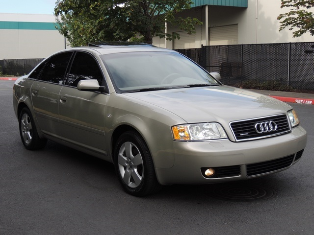 2003 Audi A6 3.0 quattro/ AWD/ Leather/ Excel Cond - Photo 2 - Portland, OR 97217