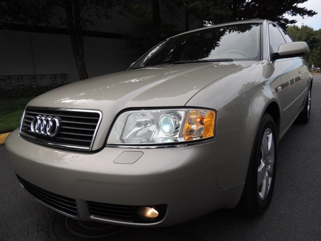 2003 Audi A6 3.0 quattro/ AWD/ Leather/ Excel Cond - Photo 38 - Portland, OR 97217