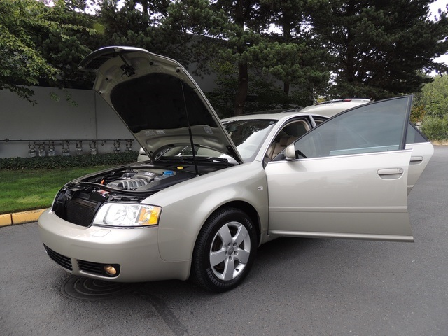 2003 Audi A6 3.0 quattro/ AWD/ Leather/ Excel Cond - Photo 11 - Portland, OR 97217