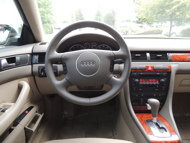 2003 Audi A6 3.0 quattro/ AWD/ Leather/ Excel Cond - Photo 26 - Portland, OR 97217