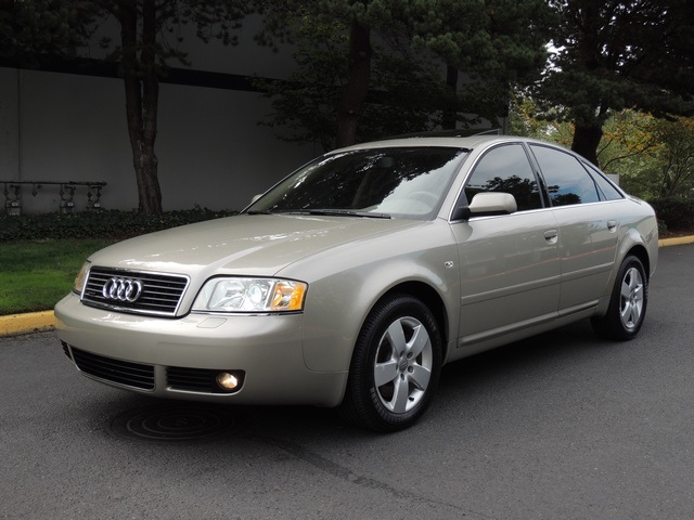 2003 Audi A6 3.0 quattro/ AWD/ Leather/ Excel Cond - Photo 1 - Portland, OR 97217