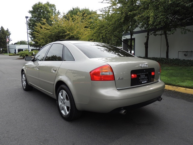 2003 Audi A6 3.0 quattro/ AWD/ Leather/ Excel Cond - Photo 9 - Portland, OR 97217