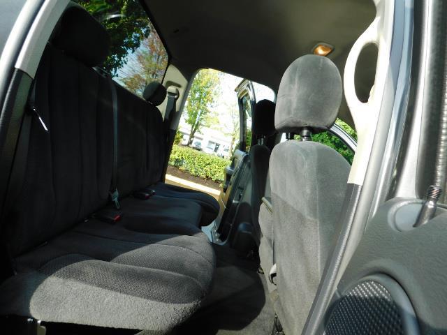 2004 Dodge Ram 2500 Quad Cab / 4X4 5.9L CUMMINS Diesel MANUAL / LIFTED - Photo 16 - Portland, OR 97217