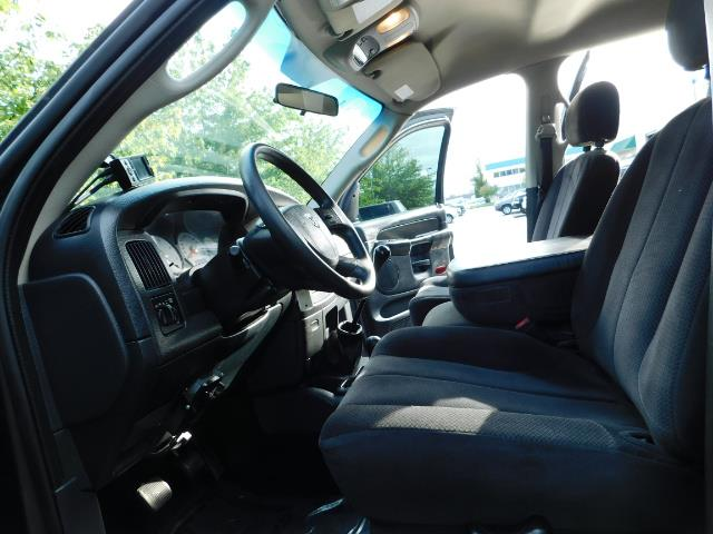 2004 Dodge Ram 2500 Quad Cab / 4X4 5.9L CUMMINS Diesel MANUAL / LIFTED - Photo 15 - Portland, OR 97217