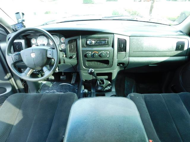 2004 Dodge Ram 2500 Quad Cab / 4X4 5.9L CUMMINS Diesel MANUAL / LIFTED - Photo 18 - Portland, OR 97217