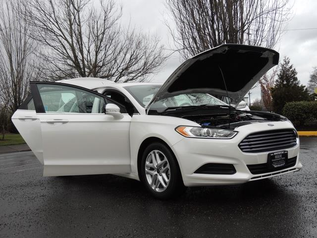 2016 Ford Fusion SE / Sedan / Back up camera / Excel Cond - Photo 32 - Portland, OR 97217