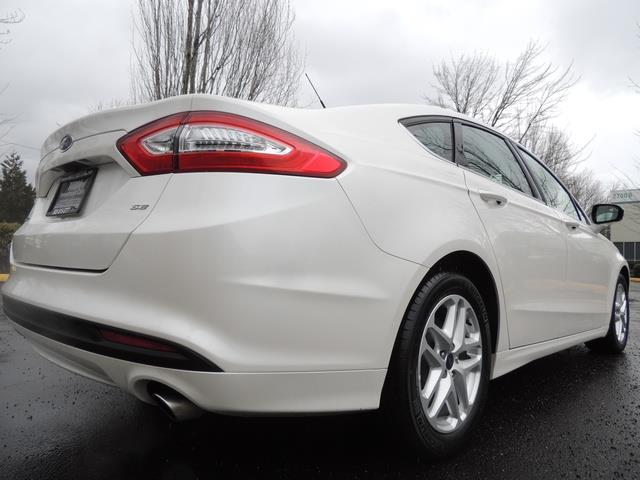 2016 Ford Fusion SE / Sedan / Back up camera / Excel Cond - Photo 9 - Portland, OR 97217