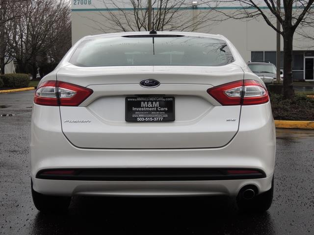2016 Ford Fusion SE / Sedan / Back up camera / Excel Cond - Photo 6 - Portland, OR 97217