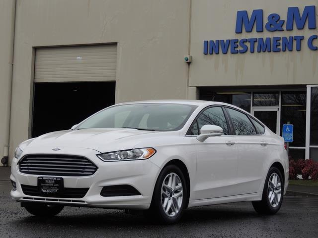 2016 Ford Fusion SE / Sedan / Back up camera / Excel Cond - Photo 44 - Portland, OR 97217