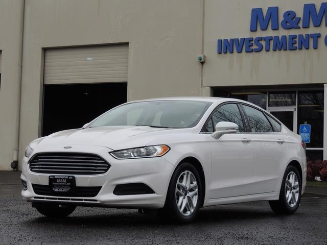 2016 Ford Fusion SE / Sedan / Back up camera / Excel Cond - Photo 42 - Portland, OR 97217