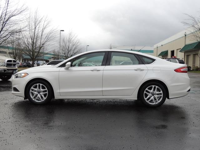 2016 Ford Fusion SE / Sedan / Back up camera / Excel Cond - Photo 3 - Portland, OR 97217