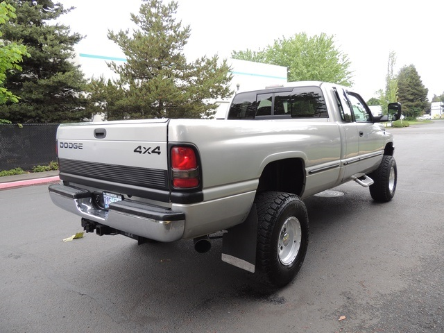 1999 dodge ram 2500 4x4 longbed 5 9l cummins diesel lifted. Black Bedroom Furniture Sets. Home Design Ideas