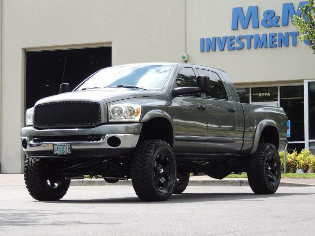 2007 Dodge Ram 2500 SLT 4dr Mega Cab / 4X4 /5.9L DIESEL /NAVI/ LIFTED - Photo 47 - Portland, OR 97217