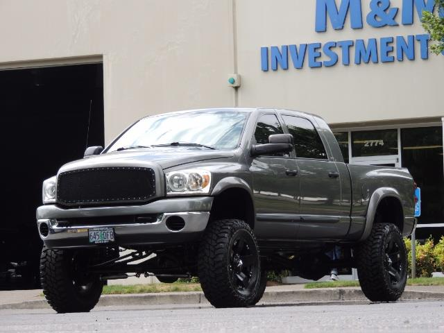 2007 Dodge Ram 2500 SLT 4dr Mega Cab / 4X4 /5.9L DIESEL /NAVI/ LIFTED - Photo 51 - Portland, OR 97217