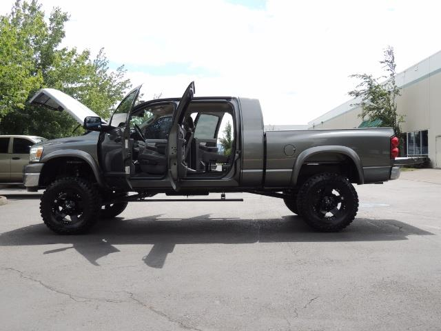 2007 Dodge Ram 2500 SLT 4dr Mega Cab / 4X4 /5.9L DIESEL /NAVI/ LIFTED - Photo 26 - Portland, OR 97217