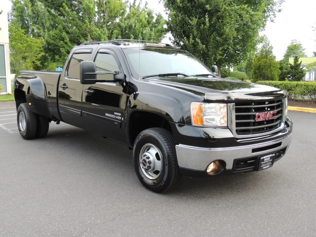 2007 gmc 3500 crew cab 4x4 autos post. Black Bedroom Furniture Sets. Home Design Ideas