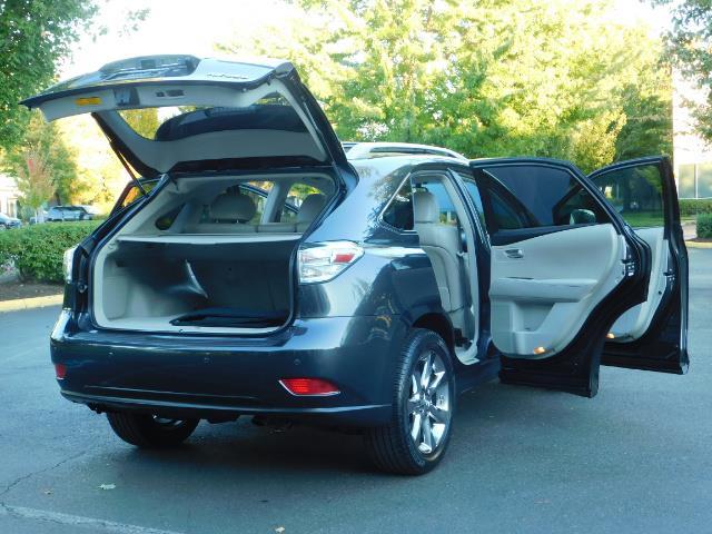 2011 Lexus RX 350 AWD NAVi / Rear Cam / Cooled Seats / LUXURY - Photo 29 - Portland, OR 97217