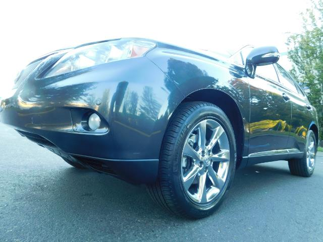 2011 Lexus RX 350 AWD NAVi / Rear Cam / Cooled Seats / LUXURY - Photo 9 - Portland, OR 97217