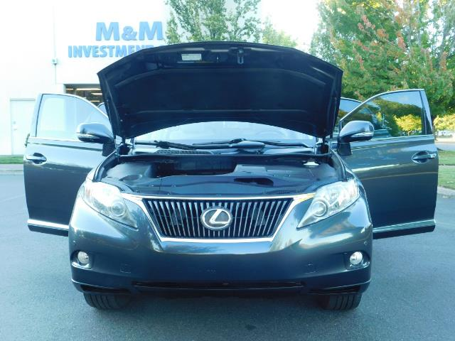 2011 Lexus RX 350 AWD NAVi / Rear Cam / Cooled Seats / LUXURY - Photo 31 - Portland, OR 97217