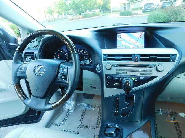 2011 Lexus RX 350 AWD NAVi / Rear Cam / Cooled Seats / LUXURY - Photo 37 - Portland, OR 97217