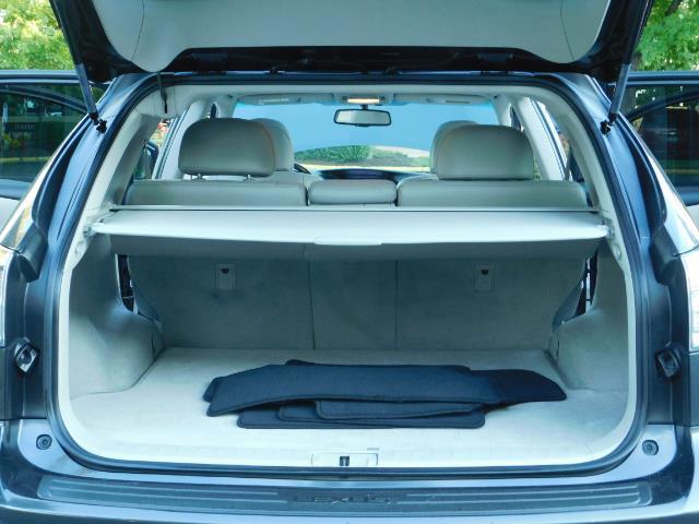 2011 Lexus RX 350 AWD NAVi / Rear Cam / Cooled Seats / LUXURY - Photo 28 - Portland, OR 97217