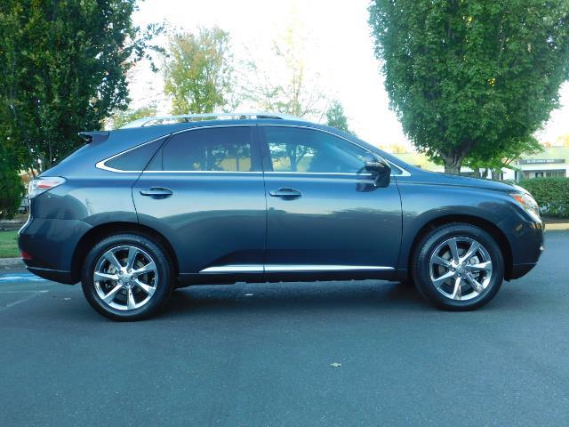 2011 Lexus RX 350 AWD NAVi / Rear Cam / Cooled Seats / LUXURY - Photo 4 - Portland, OR 97217