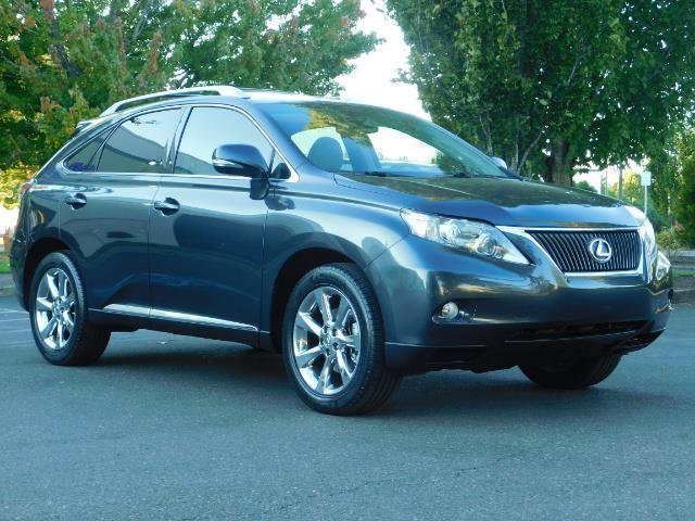 2011 Lexus RX 350 AWD NAVi / Rear Cam / Cooled Seats / LUXURY - Photo 2 - Portland, OR 97217