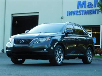 2011 Lexus RX 350 AWD NAVi / Rear Cam / Cooled Seats / LUXURY SUV